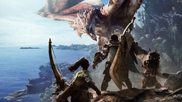games similar to Monster Hunter: World