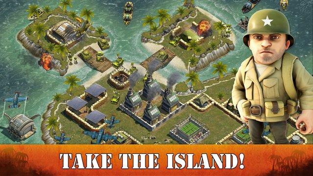 games similar to Battle Islands