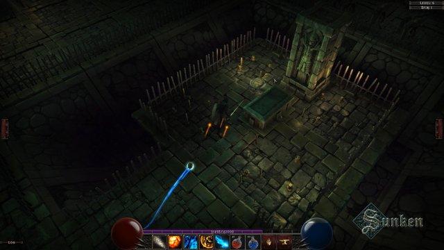 games similar to Sunken