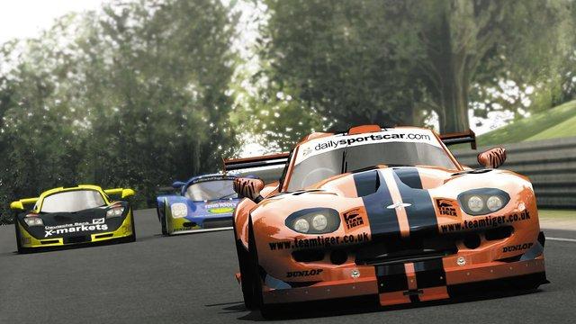 games similar to ToCA Race Driver 3