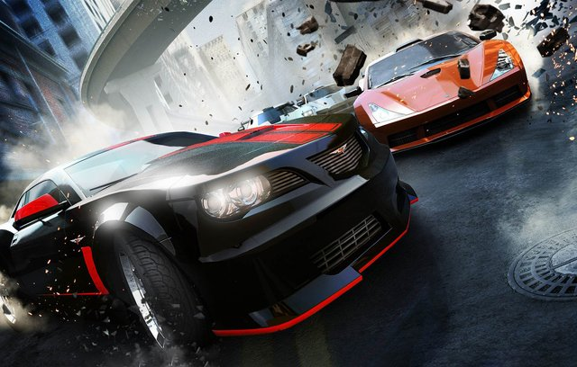 games similar to RIDGE RACER Unbounded