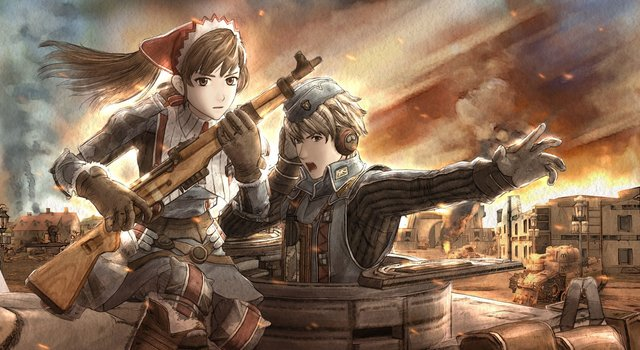 games similar to Valkyria Chronicles