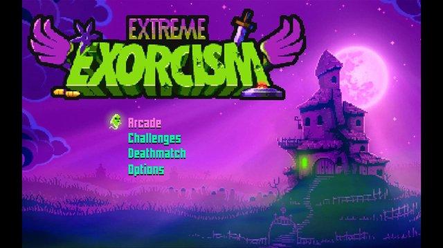games similar to Extreme Exorcism