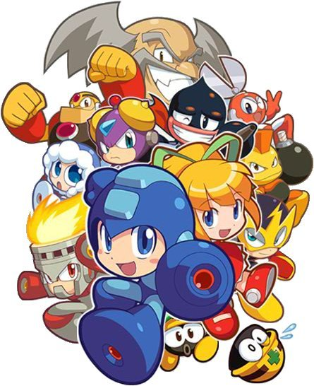 games similar to MegaMan Powered Up