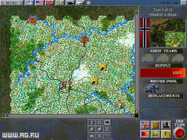 games similar to Decisive Battles of World War II: The Ardennes Offensive