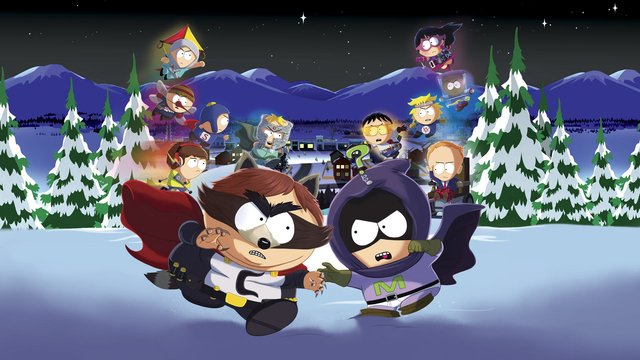 games similar to South Park: The Fractured but Whole
