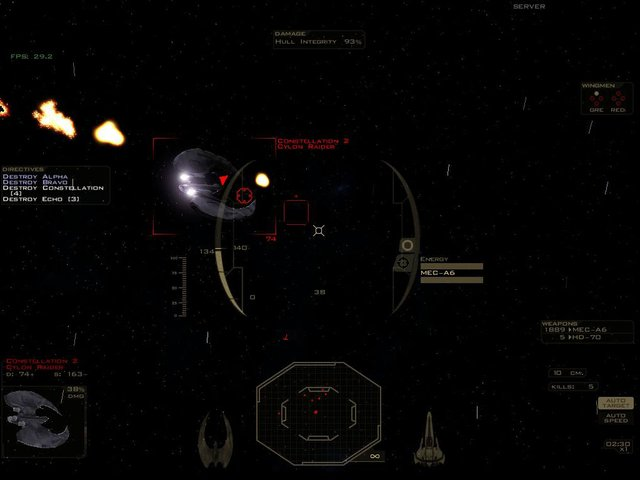 games similar to Battlestar Galactica: Beyond the Red Line