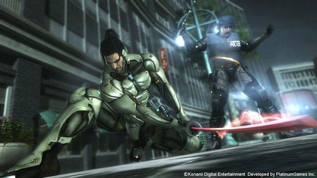 games similar to Metal Gear Rising: Revengeance   Jetstream Sam