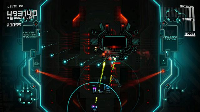 games similar to Ultratron