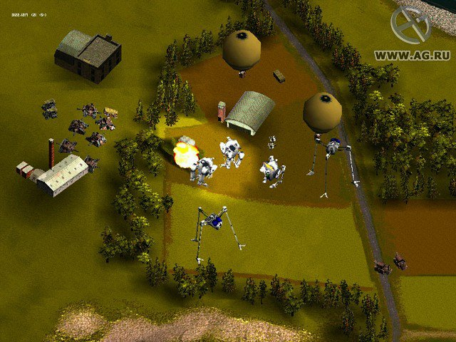 games similar to Jeff Wayne's The War of the Worlds