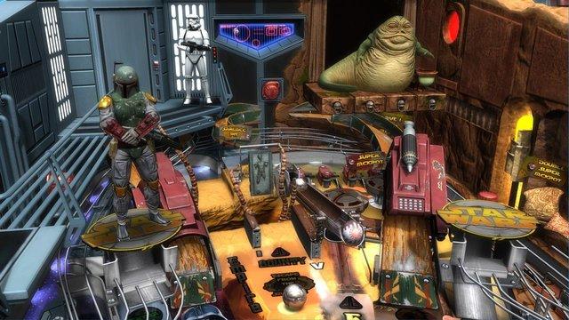 games similar to Star Wars Pinball