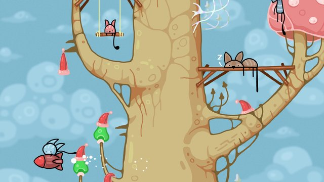 games similar to Mushroom Cats