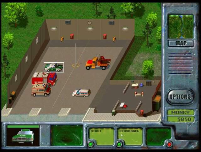 games similar to Emergency: Fighters for Life