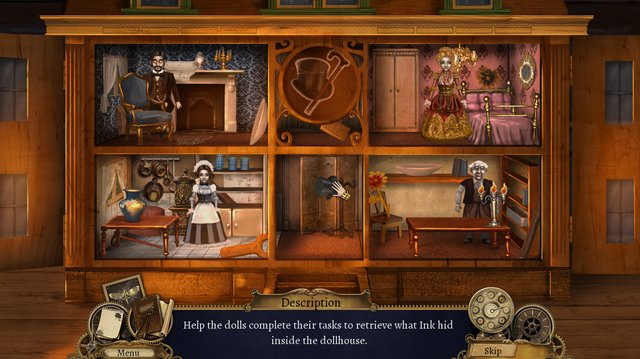 games similar to Clockwork Tales: Of Glass and Ink
