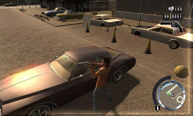 games similar to Driver Parallel Lines