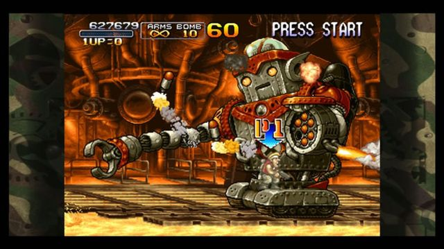 games similar to METAL SLUG 3