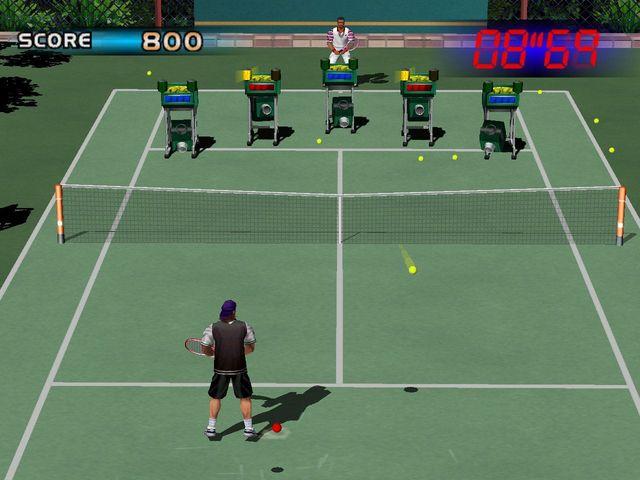 games similar to Virtua Tennis (1999)