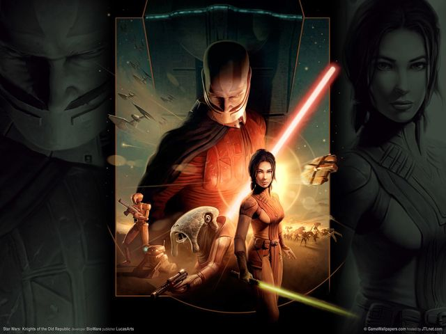 games similar to STAR WARS   Knights of the Old Republic