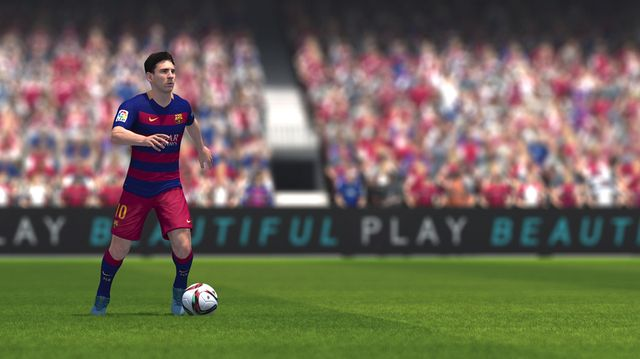games similar to EA SPORTS FIFA 16