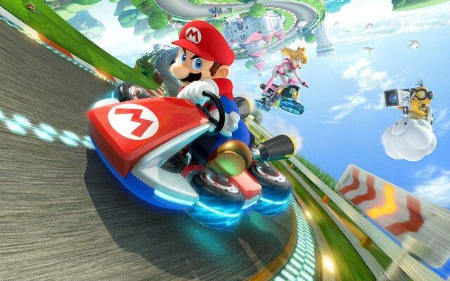 games similar to Mario Kart 8