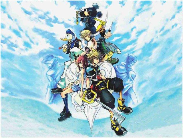 games similar to Kingdom Hearts II