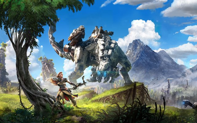 games similar to Horizon Zero Dawn