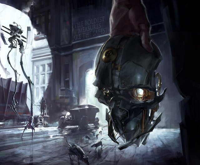 games similar to Dishonored Definitive Edition