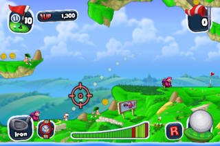 games similar to Worms Crazy Golf