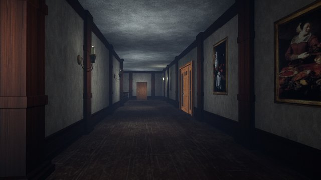 games similar to The Cross Horror Game