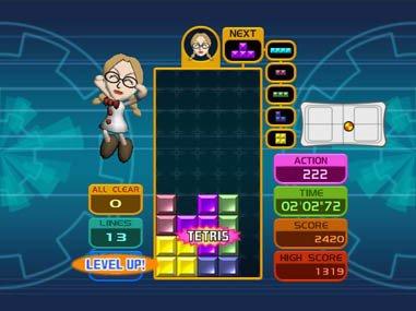games similar to Tetris Party