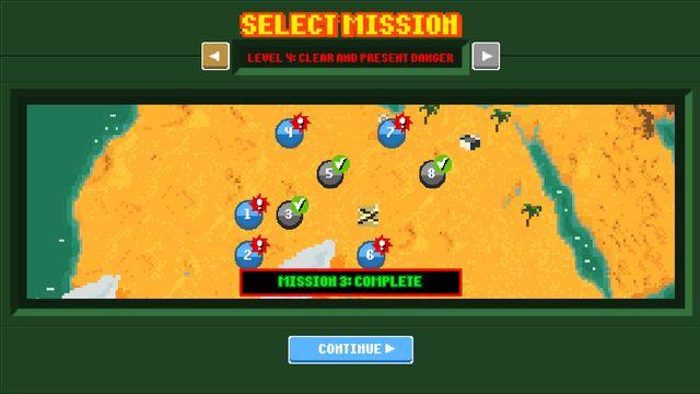 games similar to Operation Desert Road