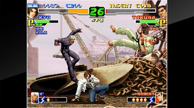 games similar to THE KING OF FIGHTERS 2000