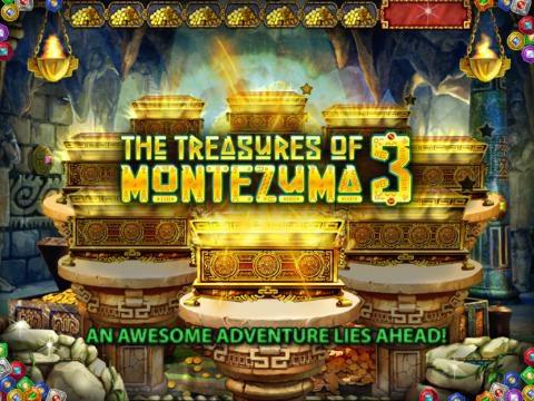 games similar to The Treasures of Montezuma 3