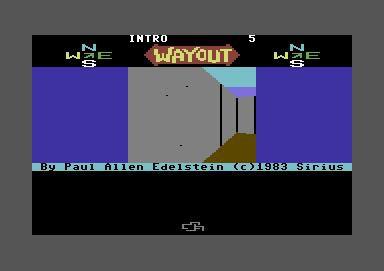 games similar to Wayout (1982)