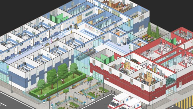 games similar to Project Hospital