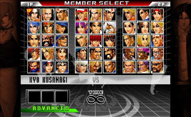 games similar to THE KING OF FIGHTERS '98 ULTIMATE MATCH FINAL EDITION