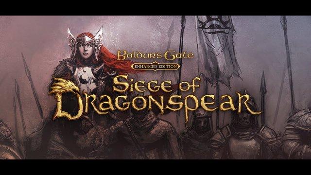 games similar to Baldur's Gate: Siege of Dragonspear