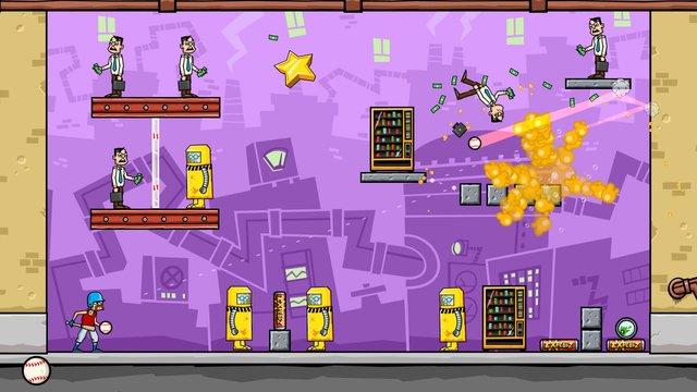 games similar to Baseball Riot