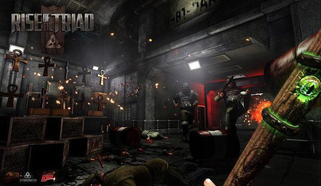 games similar to Rise of the Triad