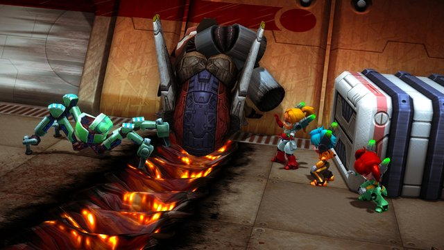 games similar to Assault Android Cactus