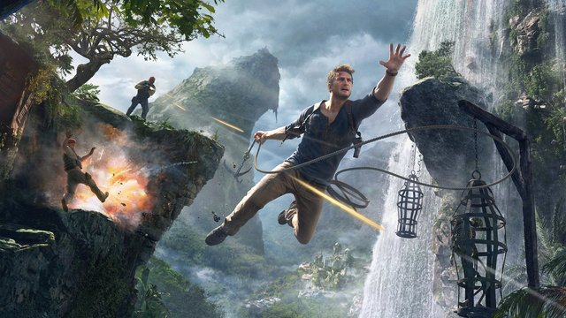 games similar to Uncharted 4: A Thief's End