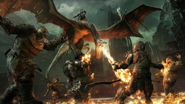 games similar to Middle earth: Shadow of War