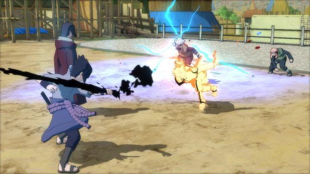 games similar to NARUTO SHIPPUDEN: Ultimate Ninja STORM Revolution