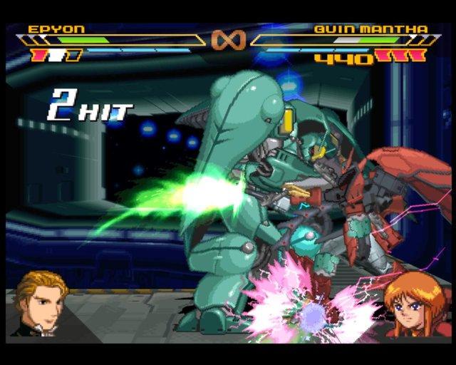 games similar to Gundam: Battle Assault 2
