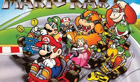 games similar to Super Mario Kart