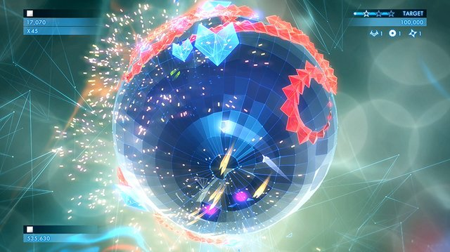 games similar to Geometry Wars 3: Dimensions Evolved