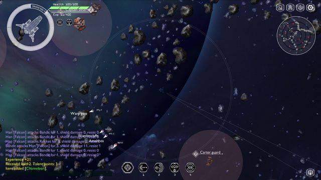 games similar to Project Amalthea