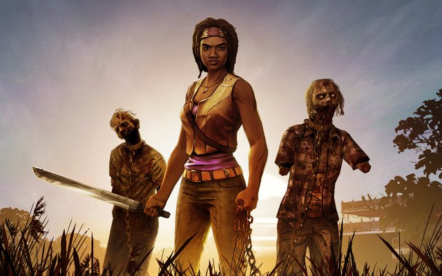 games similar to The Walking Dead: Michonne