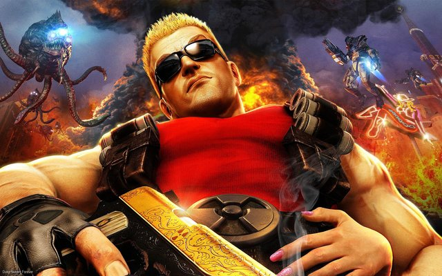 games similar to Duke Nukem Forever