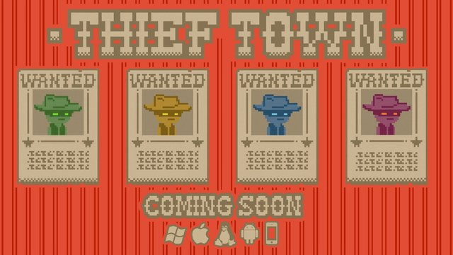 games similar to Thief Town